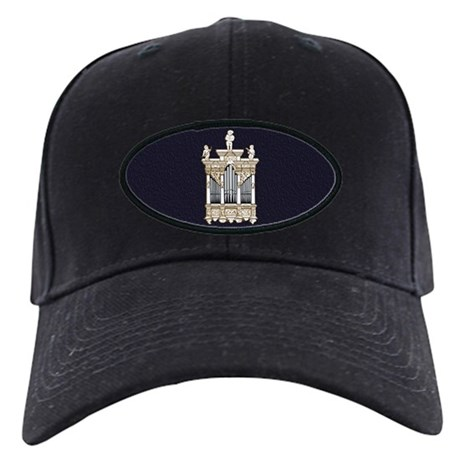Bunn=minnick Logo Black Cap