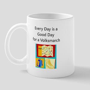 Volksmarch Mug