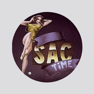 "Sac Time 3.5"" Button (100 pack)"