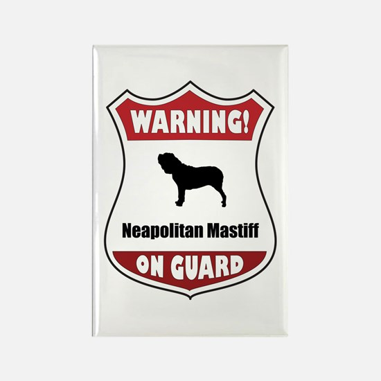 Neo On Guard Rectangle Magnet (100 pack)