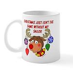 Christmas without my Sailor Mug