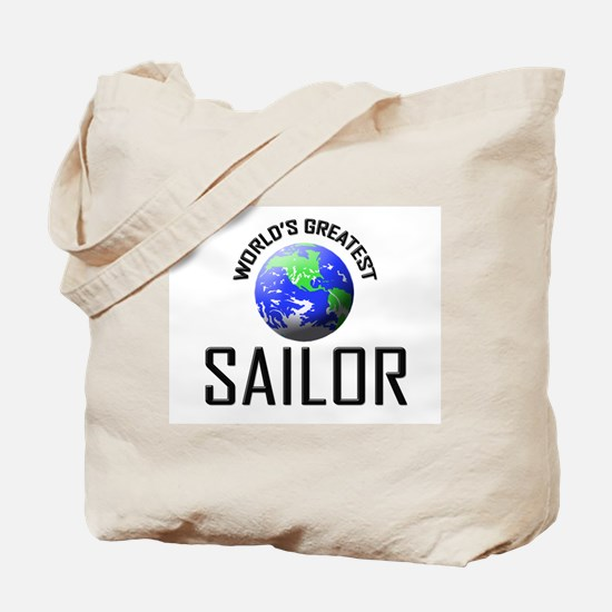 World's Greatest SAILOR Tote Bag