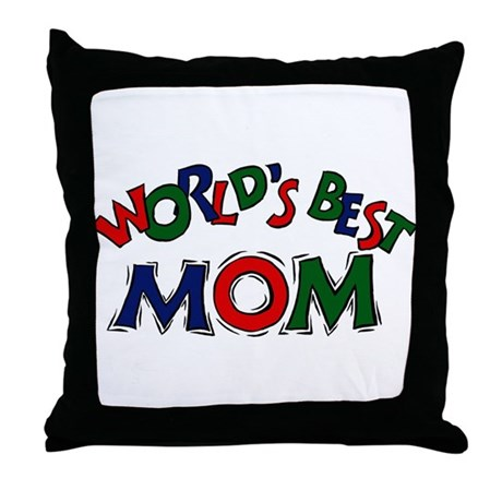 Gift Idea For Mom Throw Pillow