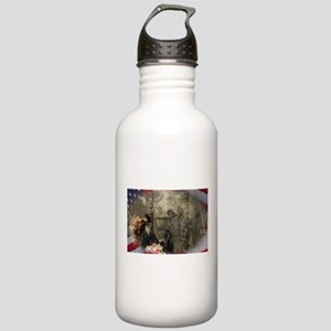 Vietnam Veterans Memor Stainless Water Bottle 1.0L