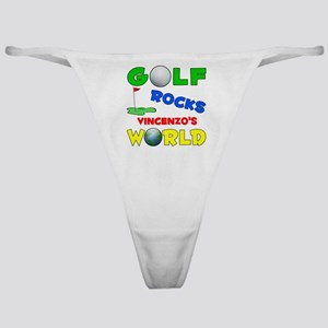Golf Rocks Vincenzo's World - Classic Thong