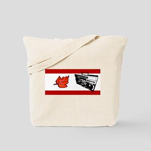 CORN Ghetto Blaster Tote Bag