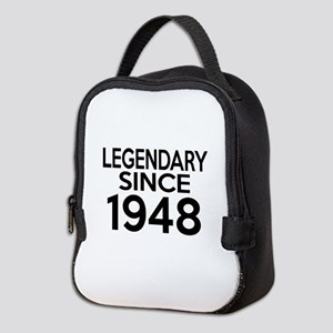 Legendary Since 1948 Neoprene Lunch Bag