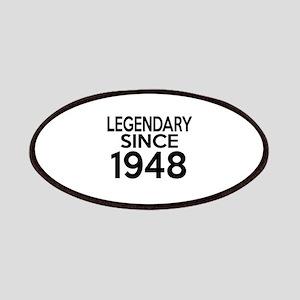 Legendary Since 1948 Patch