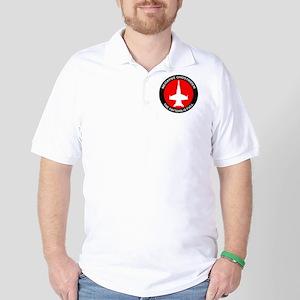 Negative Ghostrider The Patte Golf Shirt