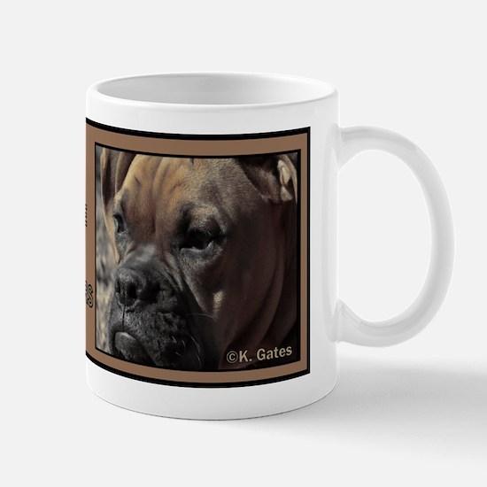 I love my Boxers- Two Mug