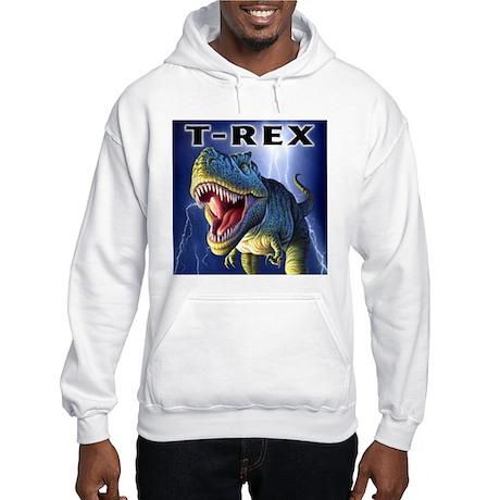 T-Rex 3 Hooded Sweatshirt