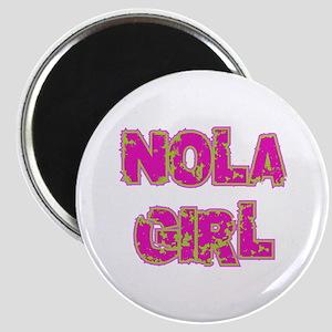 NOLA Girl Magnet