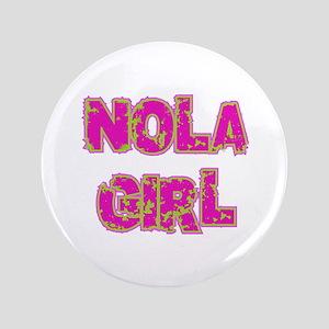 """NOLA Girl 3.5"""" Button"""