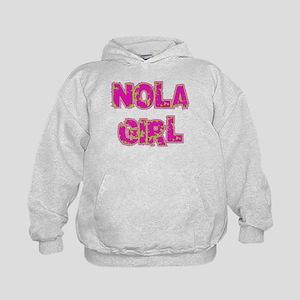 NOLA Girl Kids Hoodie