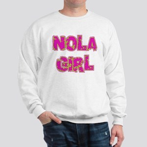 NOLA Girl Sweatshirt