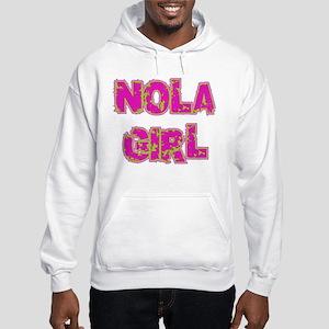 NOLA Girl Hooded Sweatshirt