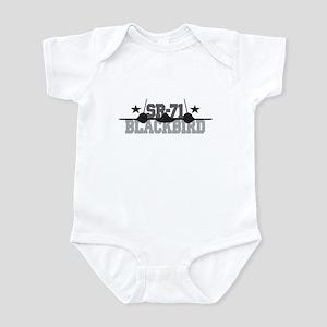 SR-71 Blackbird Infant Bodysuit