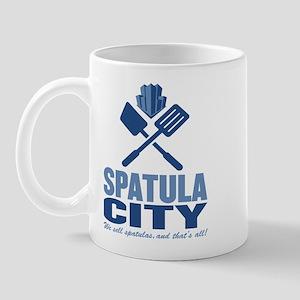 spatula city Mug