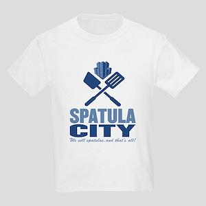 spatula city Kids Light T-Shirt