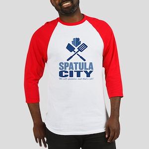 spatula city Baseball Jersey