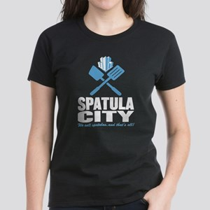 spatula city Women's Dark T-Shirt