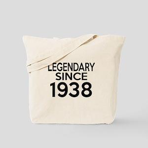 Legendary Since 1938 Tote Bag
