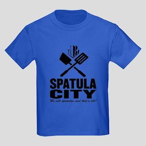 spatula city Kids Dark T-Shirt