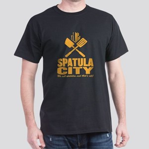 spatula city Dark T-Shirt