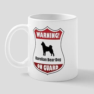 Karelian On Guard Mug