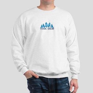 Think Snow Sweatshirt