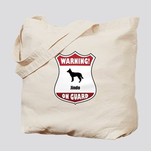 Jindo On Guard Tote Bag