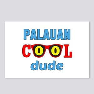 Palauan Cool Dude Postcards (Package of 8)