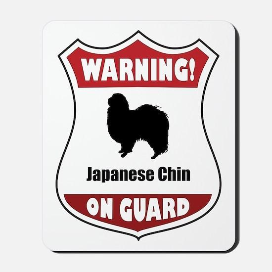 Chin On Guard Mousepad