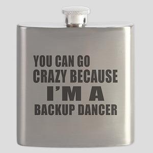 I Am Backup Dancer Flask