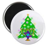 Christmas and Hanukkah Interfaith Magnet