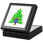 Christmas and Hanukkah Interfaith Keepsake Box