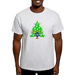 Christmas and Hanukkah Interfaith Light T-Shirt