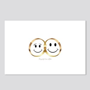 Happily Ever After Postcards (Package of 8)