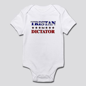TRISTAN for dictator Infant Bodysuit