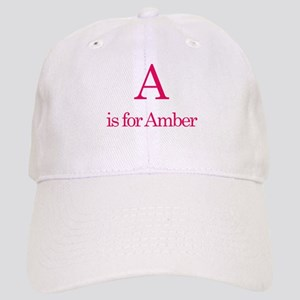 A is for Amber Cap