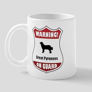 Pyrenees On Guard Mug