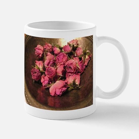 Georgian Rosebuds Mugs