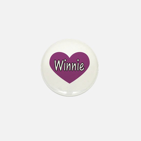 Winnie Mini Button