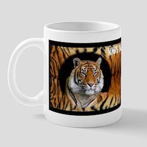 Who's Your Tiger? Mug