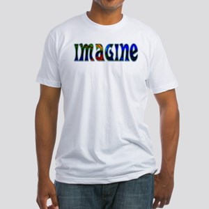 IMAGINE Fitted T-Shirt