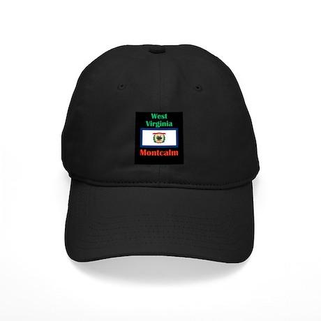 Montcalm West Virginia Baseball Hat