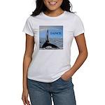 WHALE DANCER Women's T-Shirt