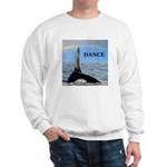 WHALE DANCER Sweatshirt