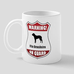 Fila On Guard Mug