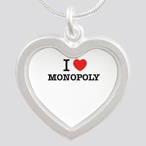 I Love MONOPOLY Necklaces